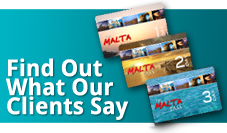 What Our Clients Say About The Malta Pass - Malta PAss Reviews - Customer Reviews Malta Pass