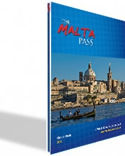 Malta Sightseeing made easy with the city card covering a coulw country