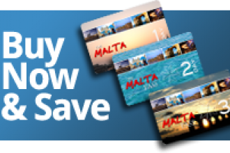 If you want to save on sightseeing in Malta Buy the Malta Pass sightseeing card and save on attractions restaurants watersports and more!