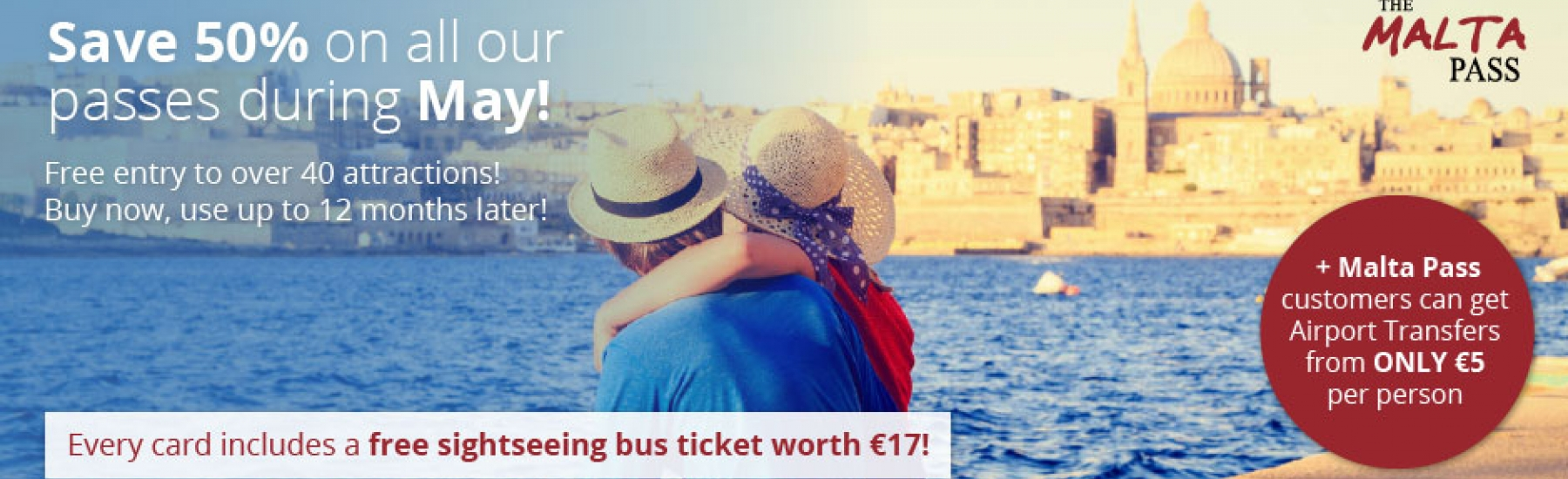 All Prices On This Site Are Inclusive Of VAT Where Applicable. Contracts  Through The Site Can Only Be Concluded In English. Malta Pass Operates  Under A The ...
